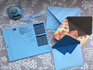 crear sobres y cajas