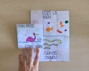 cuento infinito infantil