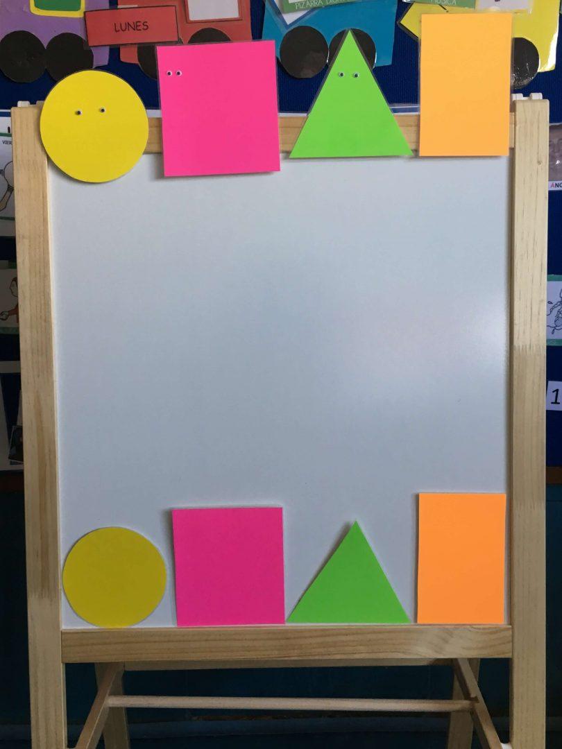 actividades figuras geometricas planas