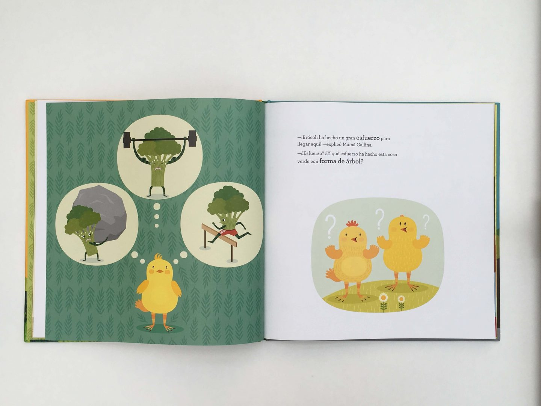 brocoli cuento infantil
