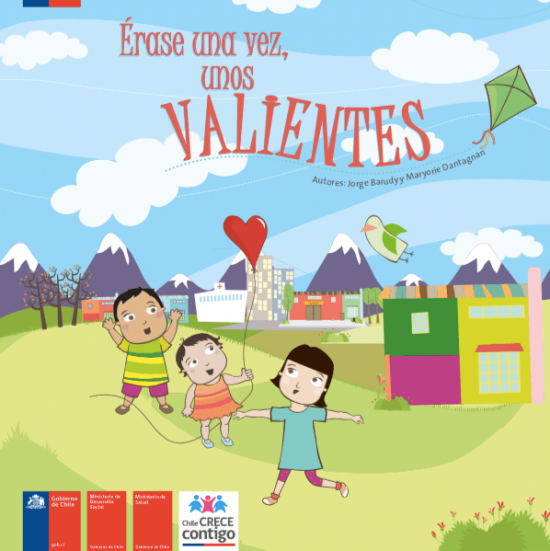 Cuento resiliencia infantil