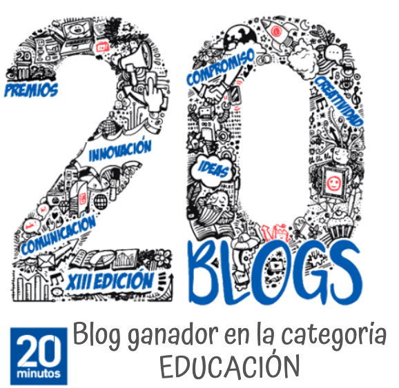 blog ganador en premios blogs de 20minutos_