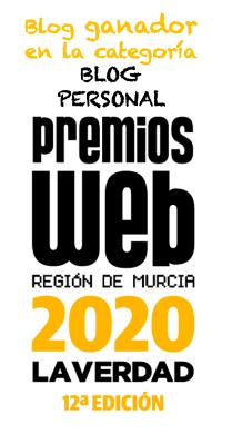blog ganador premios web la verdad MURCIA